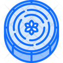 Water Flower Makeup Icon