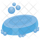 Soap Bathing Bubbles Icon