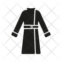 Bathrobe Clothes Clothing Icon