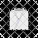 Bathrobe Suit Spa Icon