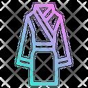 Bathrobe Rope Spa Icon