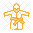 Bathrobe Clothes Tool Icon