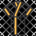 Bathrobe Dress Cloth Icon