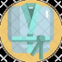 Bathrobe Robe Spa Icon