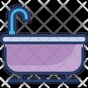 Bathroom Toilet Shower Icon
