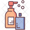 Bathroom Amenities Soap Icon