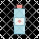 Bathroom cleaning liquid Icon