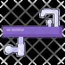 Bathroom Faucet Icon