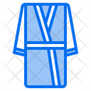 Bathroom Robe Bathroom Wear Robe Icon