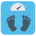 Weighing Scale Weight Scale Bathroom Scale Icon