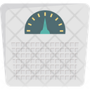 Dieting Loss Scale Icon