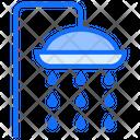 Bathroom Shower Icon