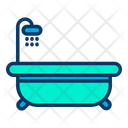 Bathroom Tub Icon