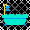 Bath Bath Tub Bathroom Icon