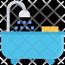 Bathtub Bath Tub Icon