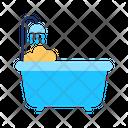 Bathtub Bathing Tub Bathing Shower Icon
