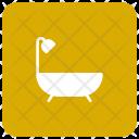 Bathtub Tub Bath Icon