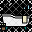 Bathroom Bath Bathtub Icon