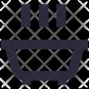 Immersion Bath Therapy Icon