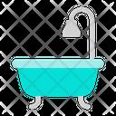 Bathroom Bath Clean Icon