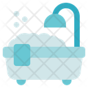 Hygiene Bathtub Shower Icon