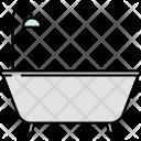 Bathtub Tub Icon