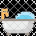 Bathtube Bath Bathroom Icon