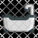 Bathup Bathtub Bath Icon