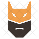 Batman Mask Superhero Icon