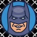 Batsman Dark Knight Villain Icon