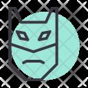 Batman Superhero Mask Icon
