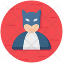 Batman Horror Man Superhero Icon