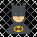 Batman Character Avatar Icon