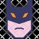 Superhero Halloween Disguise Icon