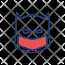 Batman Ghost Scary Icon