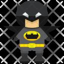 Batman Man Avatar Icon