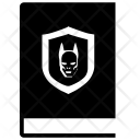 Batman Shield Head Icon