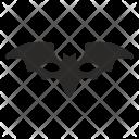 Batman Bat Hero Icon