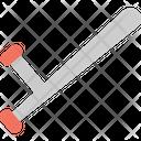 Baton Stick Cop Icon