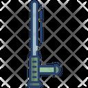 Baton Police Stick Icon