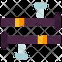 Baton Stick Guard Icon