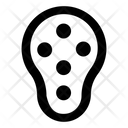 Batsman Abdomen Guard Icon