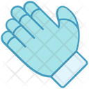 Batsman Gloves Icon