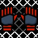 Batsman Gloves Icon