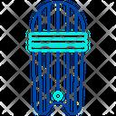 Batsman Pad Icon