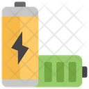 Battery Mobile Battery Charging Icon