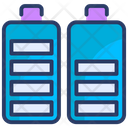 Batteries Cell Consumables Icon