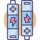 Batteries Battery Cells Remote Battery Icon