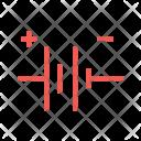 Four Cells Circuit Icon