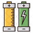 Battery Environment Ecology Icon
